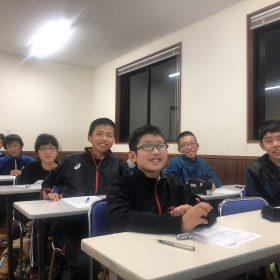 二川校の小学生