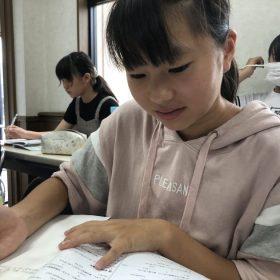 定期テスト直前‼️自習教室・個別対応