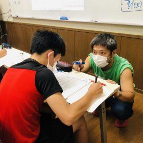 テスト対策 質問対応&個別対応