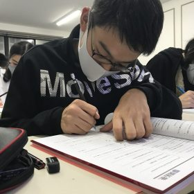 豊橋本校 定期テスト対策