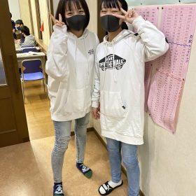 中浜校 中学生