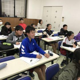豊橋本校 小学生 今日も元気一杯です。